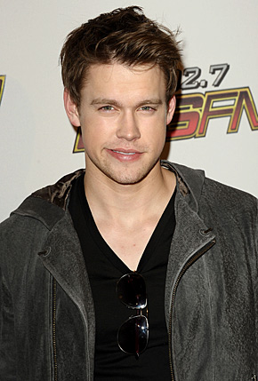 Chord Overstreet -- famous for his side-swept blond bangs -- showed off his short new 'do at 102.7 KIIS FM's Wango Tango concert in L.A. on Saturday